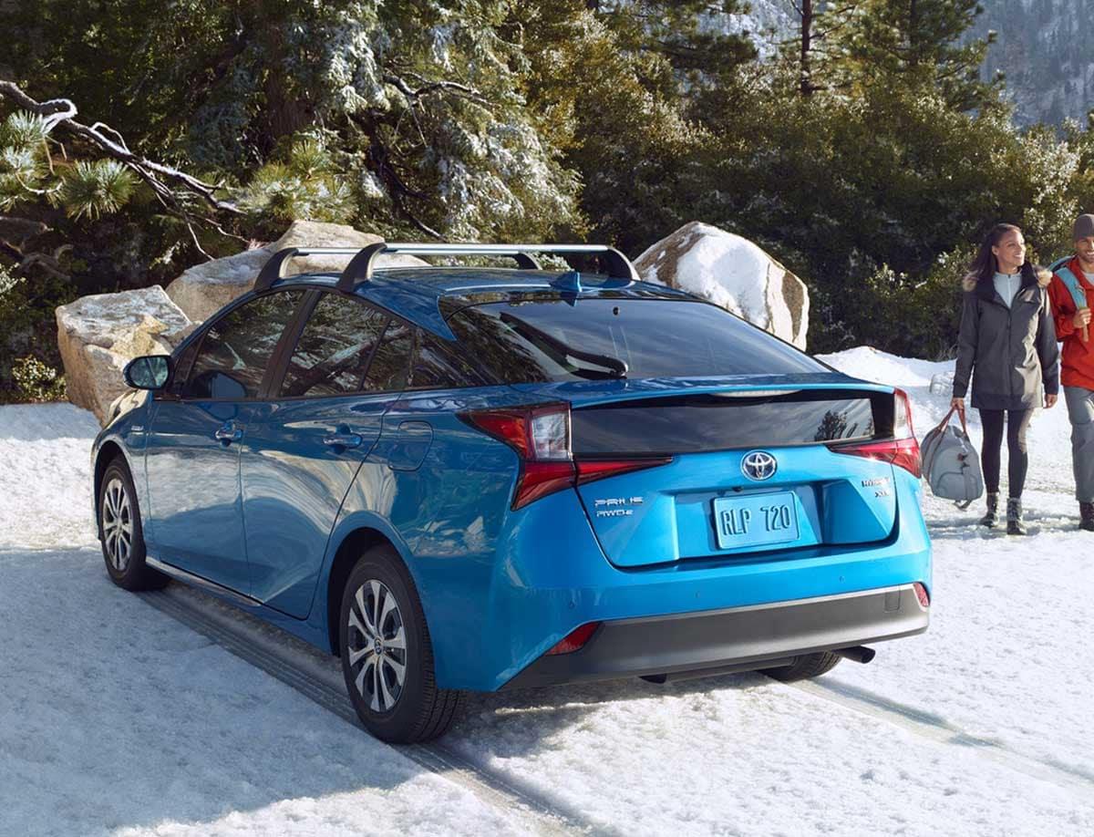 2019 Toyota Prius Exterior Features