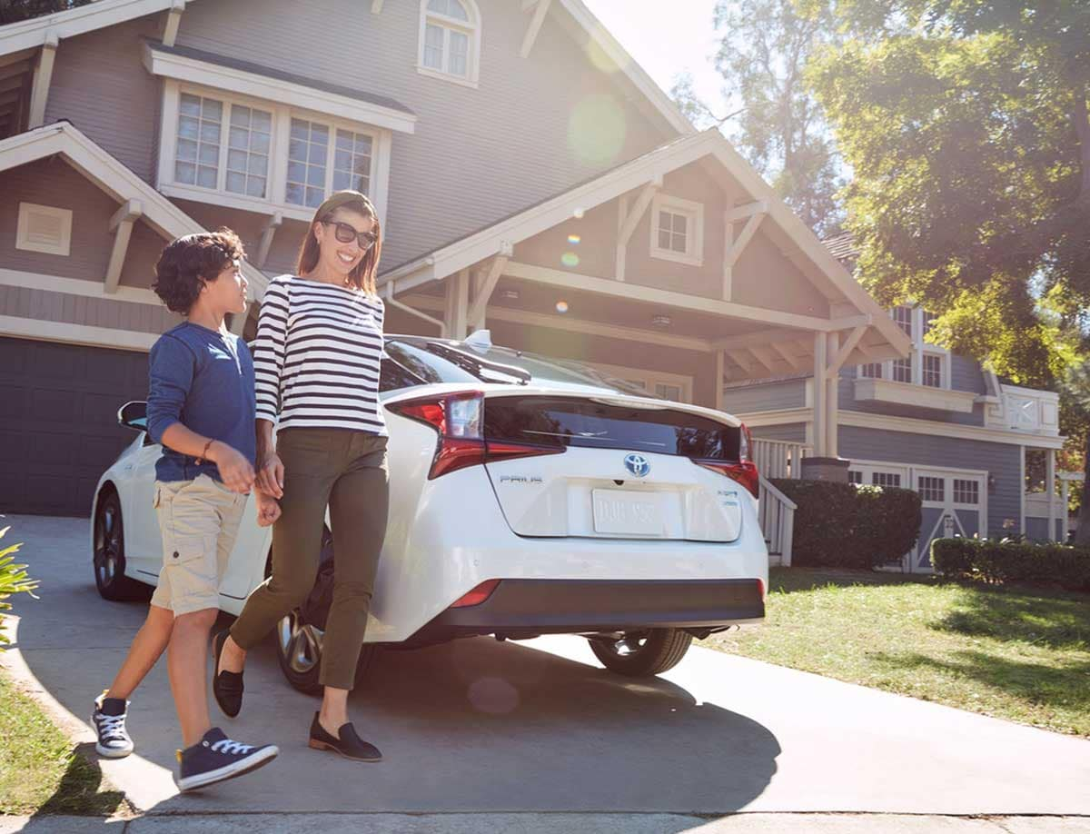 2019 Toyota Prius Safety Features
