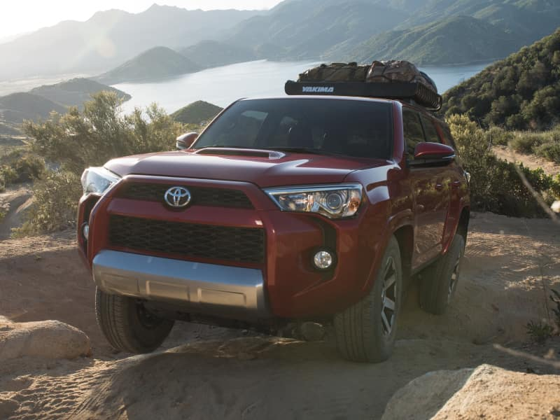 The 2019 Toyota 4Runner for sale at Arlington Toyota in Jacksonville, FL