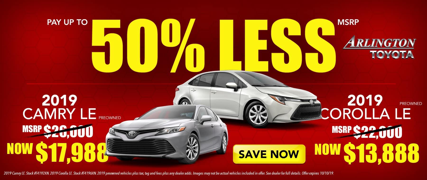 Toyota Car Dealership in Jacksonville, serving Atlantic