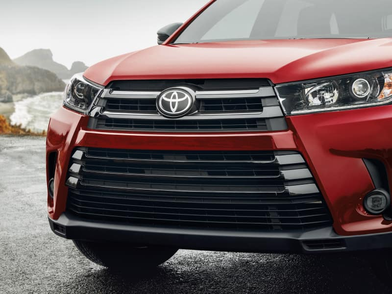 The 2019 Toyota Highlander for sale at Arlington Toyota in Jacksonville, FL