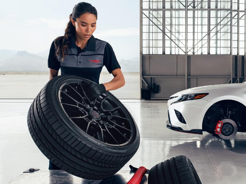 Get your Toyota serviced at Arlington Toyota near Vilano Beach, FL