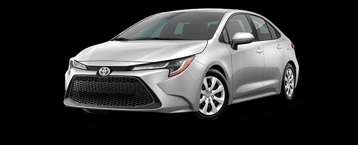 2021 Toyota Corolla LE Trim Jacksonville FL