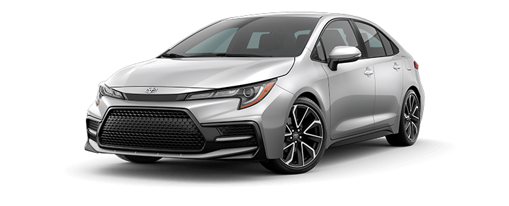 2021 Toyota Corolla SE Trim Jacksonville FL