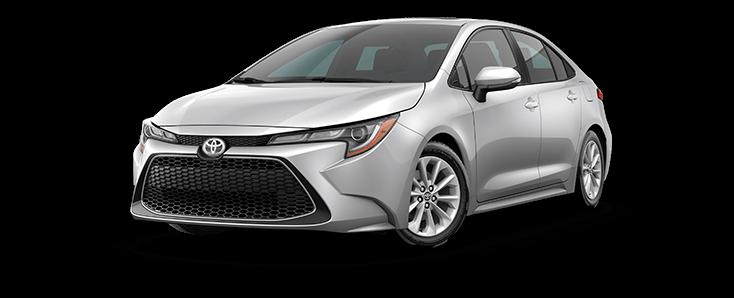 2021 Toyota Corolla XLE Trim Jacksonville FL