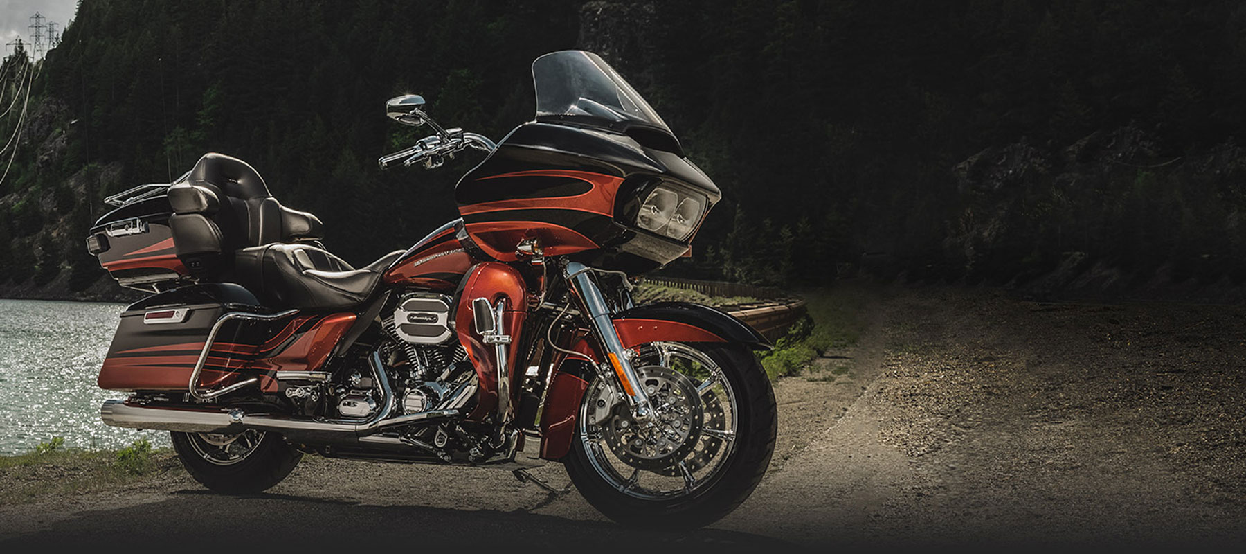 HD Road Glide Ultra CVO