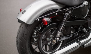 2015 Sportster Iron 833 wheels