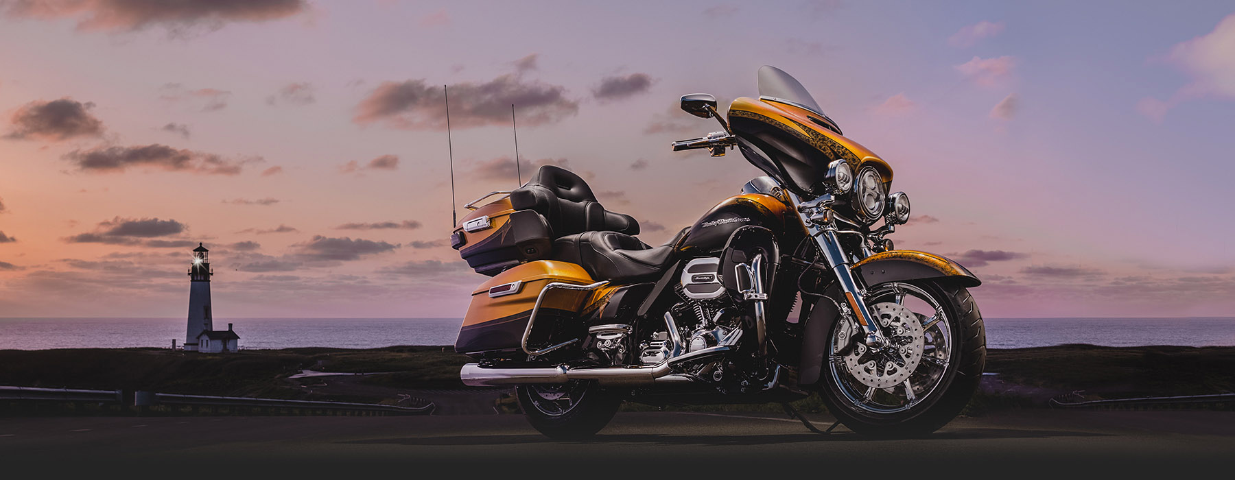 2015 HD CVO Limited