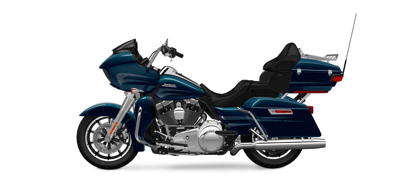 2016 Road Glide Ultra Cosmic Blue Pearl
