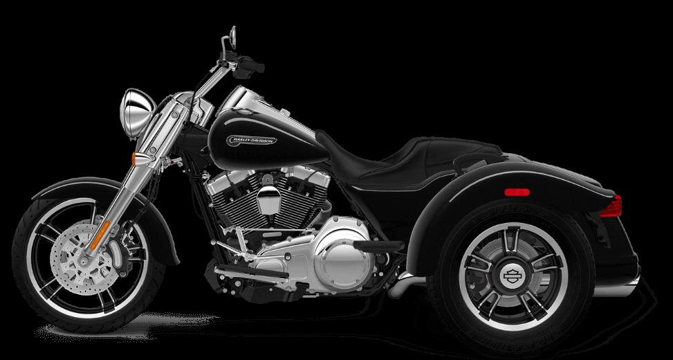 Harley-Davidson Freewheeler Black