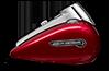 Harley-Davidson Freewheeler Red