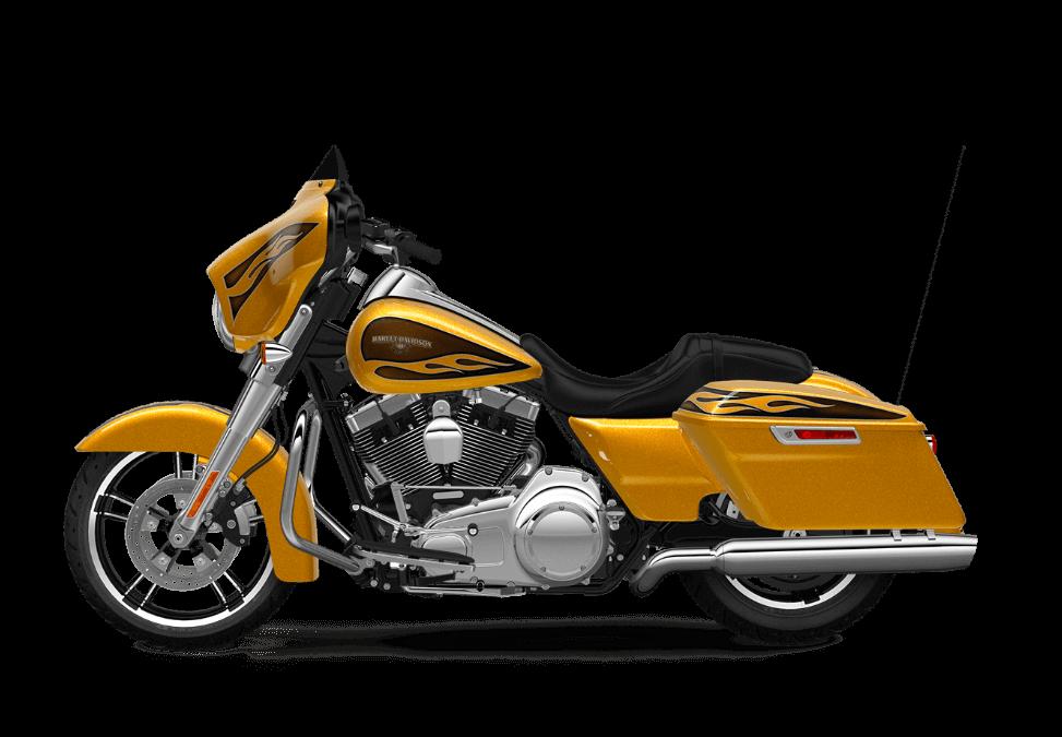 2016 Harley Davidson Touring Street Glide Hard Candy Gold Flake