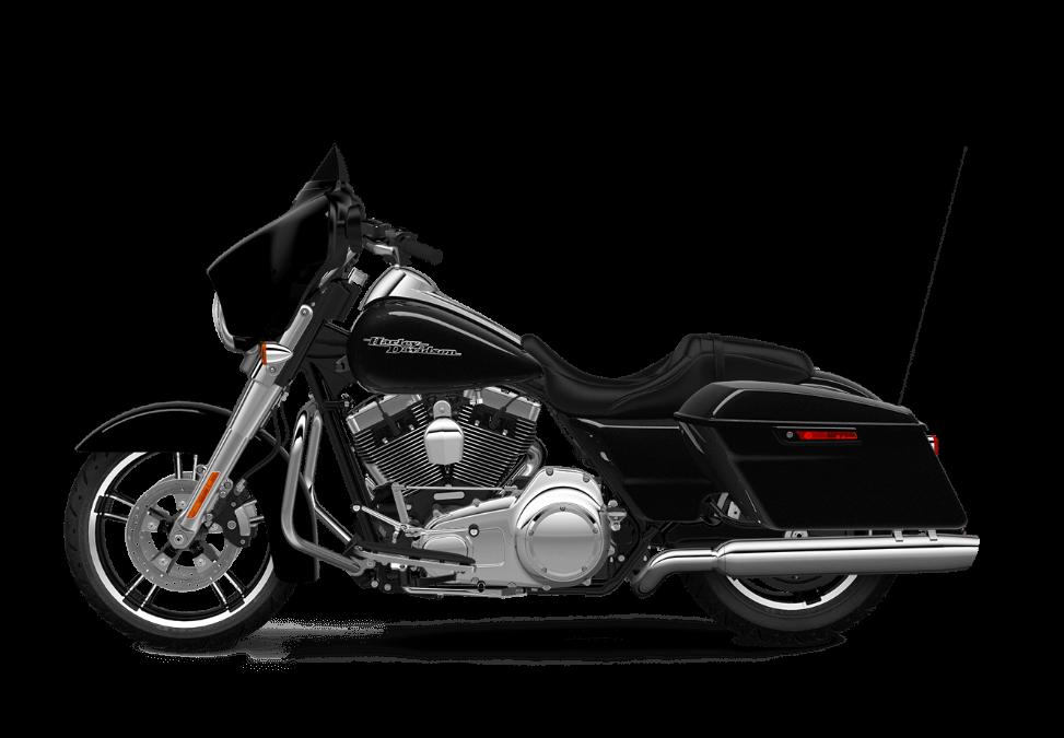 2016 Harley Davidson Touring Street Glide Vivid Black