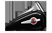 2016 Heritage Softail Classic Tank Black