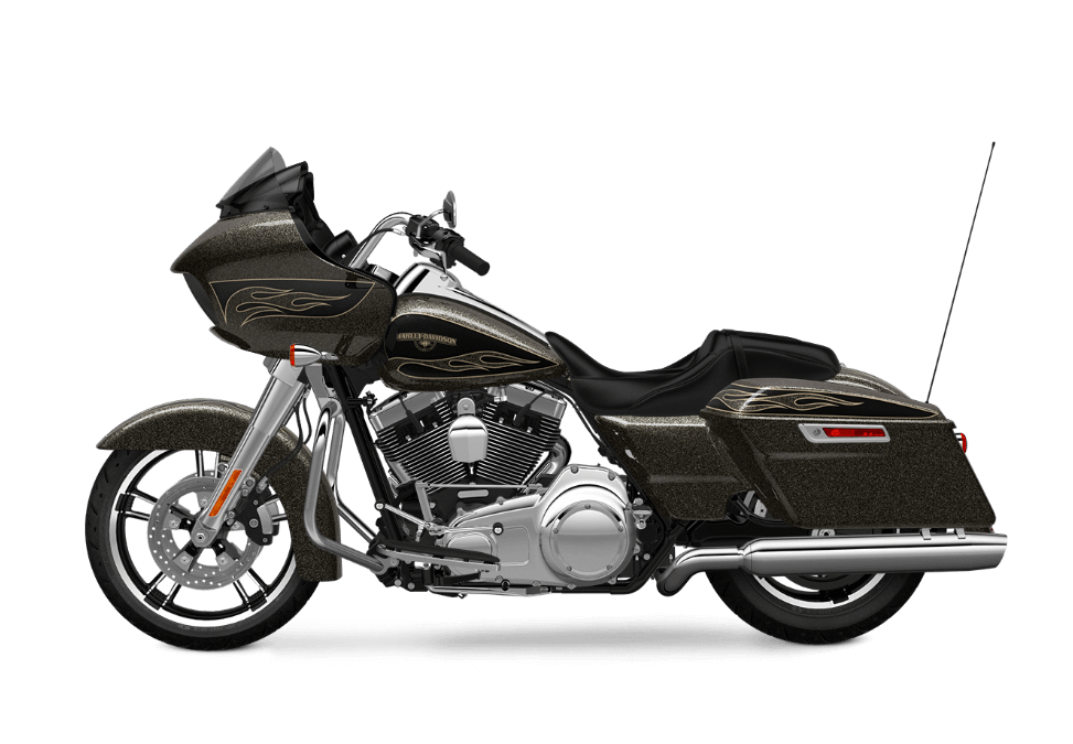 2016 Road Glide HC Black Gold Flake