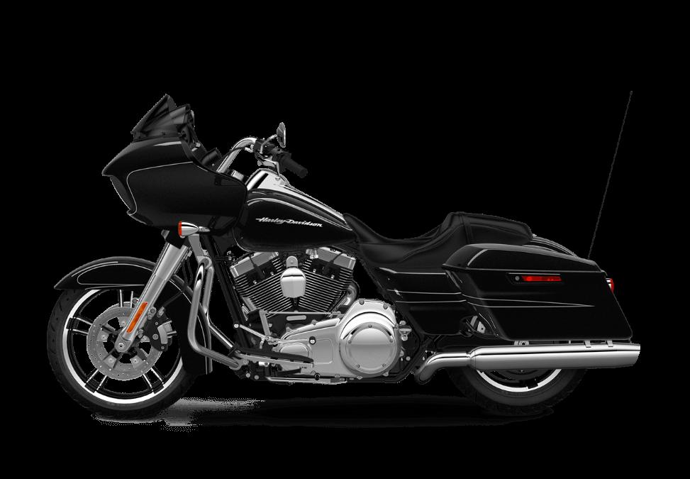 2016 Road Glide Vivid Black