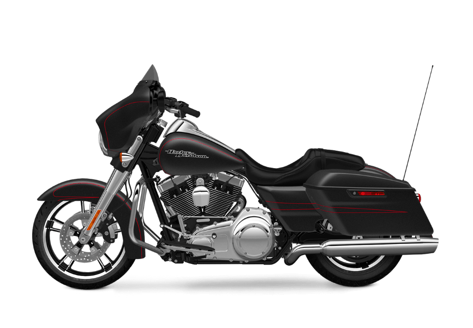 2016 Street Glide Special Black Denim