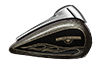 2016 Street Glide Special Tank Black Flake