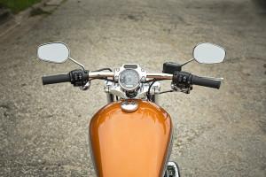 2016 Harley-Davidson 1200 Custom