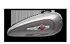 2016 Harley-Davidson 1200 Custom billet silver