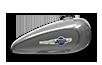2016 Harley-Davidson 1200 Custom charcol pearl