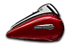 Electra Glide® Ultra Classic red