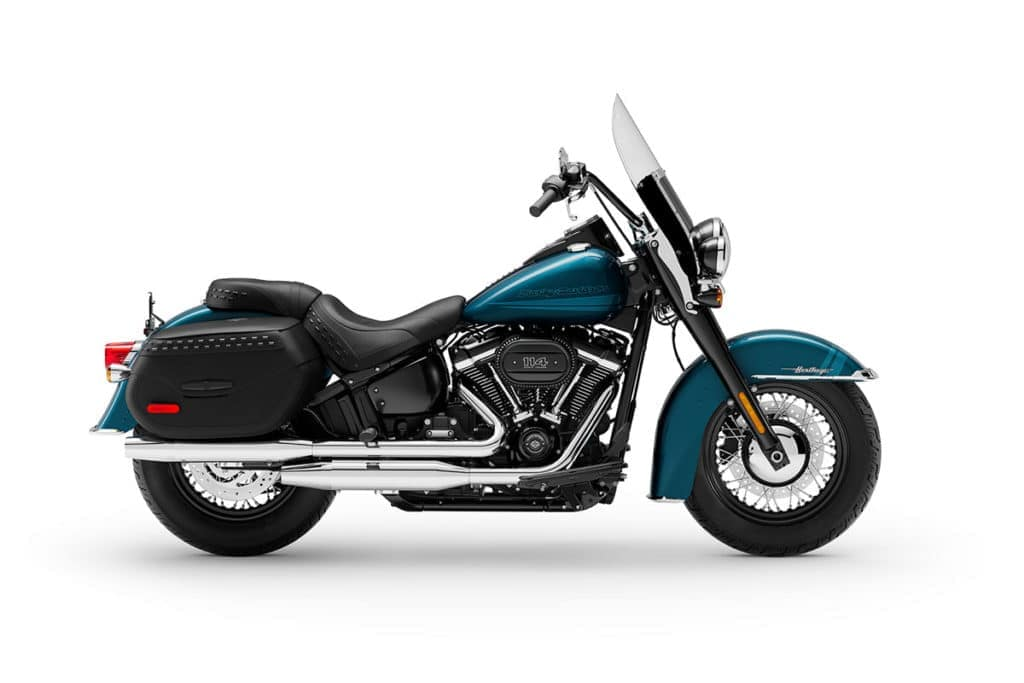 2020 Harley-Davidson Heritage Classic 114 in Golden, CO