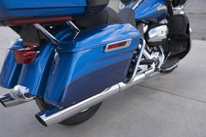 2017 Harley-Davidson® Ultra Limited Low exhaust