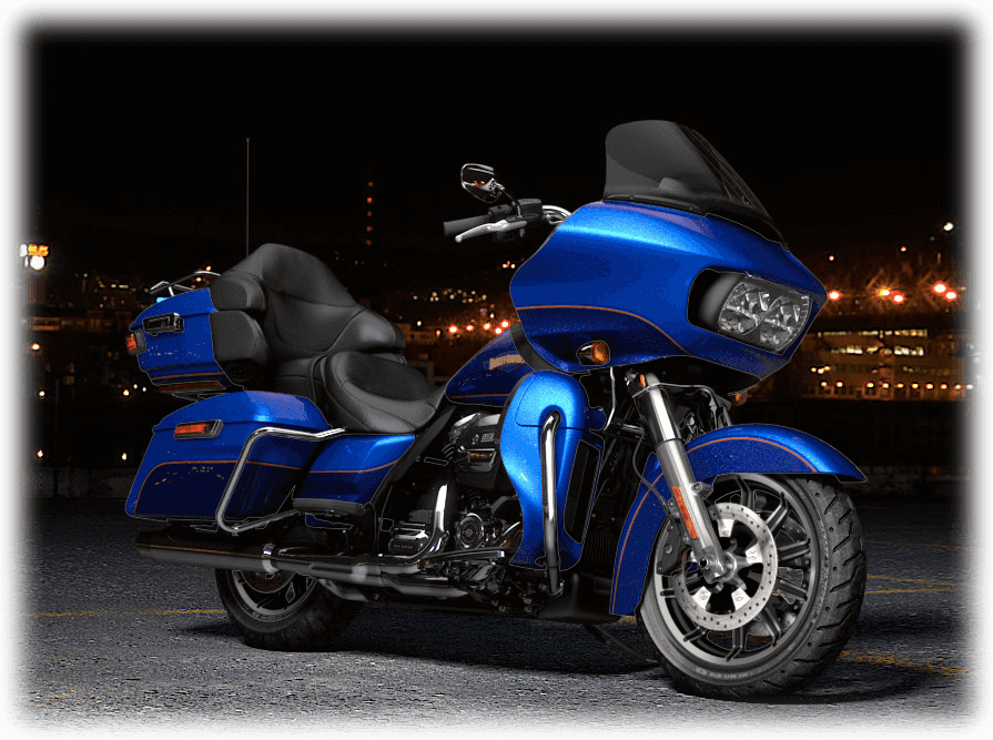 2017 Road Glide Ultra blue