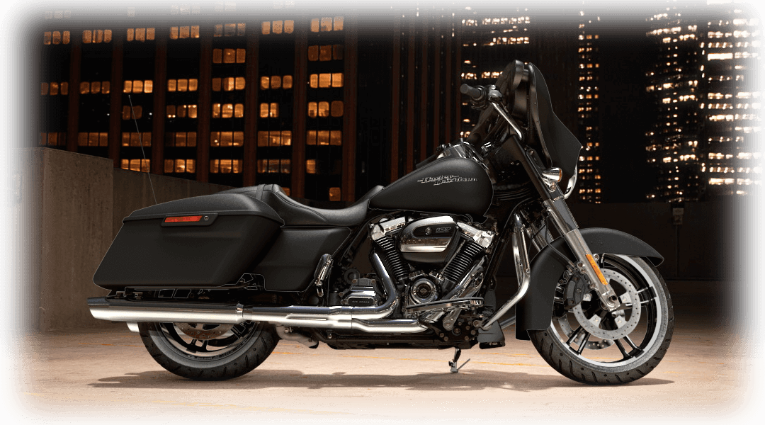 2017 Harley Davidson Street Glide Power And Comfort