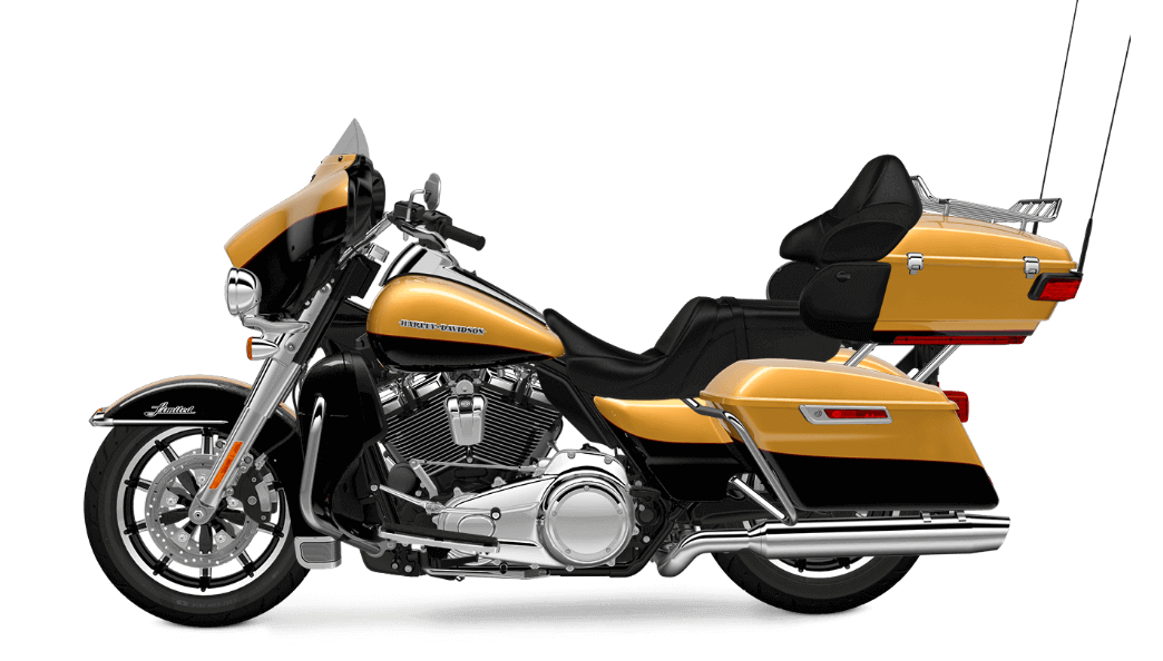 Black Hills Gold Harley-Davidson® Ultra Limited Low