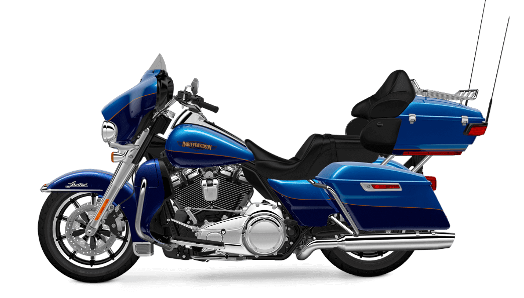 Bonneville Blue Harley-Davidson® Ultra Limited Low