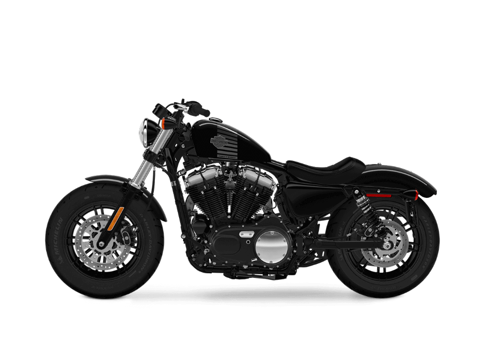 Harley Davidson Forty-Eight Vivid Black