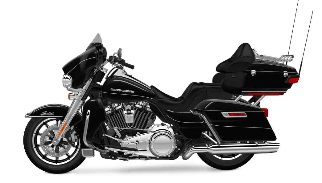 Vivid Black Harley-Davidson® Ultra Limited Low2