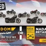 Retail Trade or Freedom Promise Promotions Extended