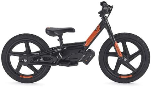 Harley IRON E 16 Children's Electric Bike 5-7 years old