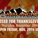 Nov. 28 Closed for Thanksgiving