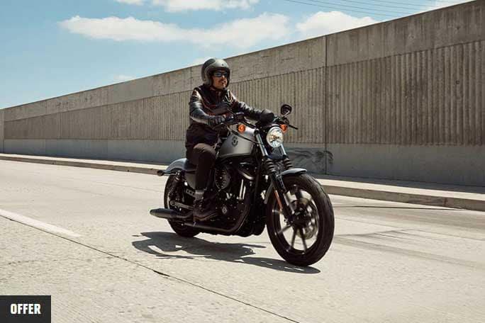 2020 Harley-Davidson Sportster Iron 883