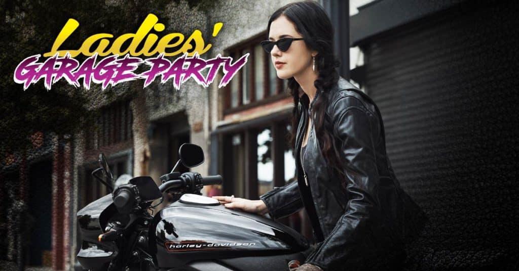 Ladies' Garage Party