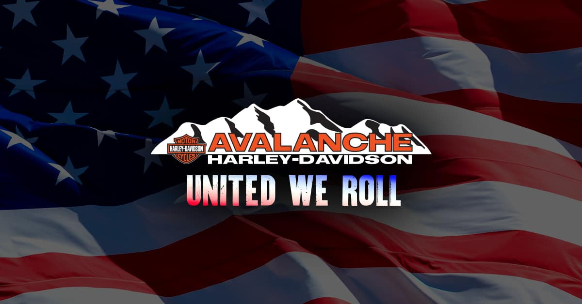 Avalanche Harley-Davidson near Denver, Colorado