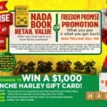 Freedom Promise Promotion or Retail Trade