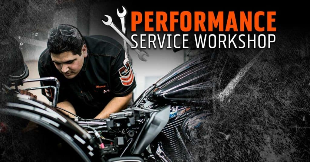 Performance Service Workshop
