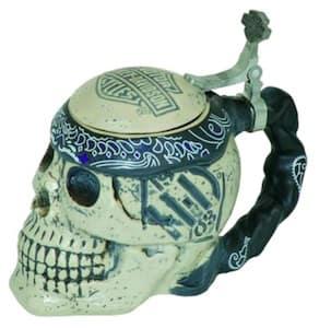 Harley Skull Stein - HDL-18606