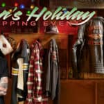 Men's Holiday Shopping Event