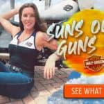 Suns out Guns out!