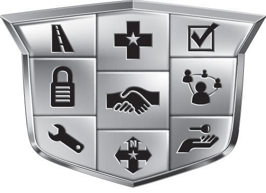 Cadillac Shield