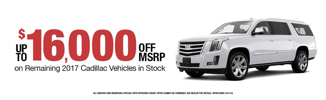 BD_3926_ART May Buick GMC Cadillac DI Incentive Web Slides (6 Total Slides)_1083x332_16,000 Off MSRP-Escalade_01