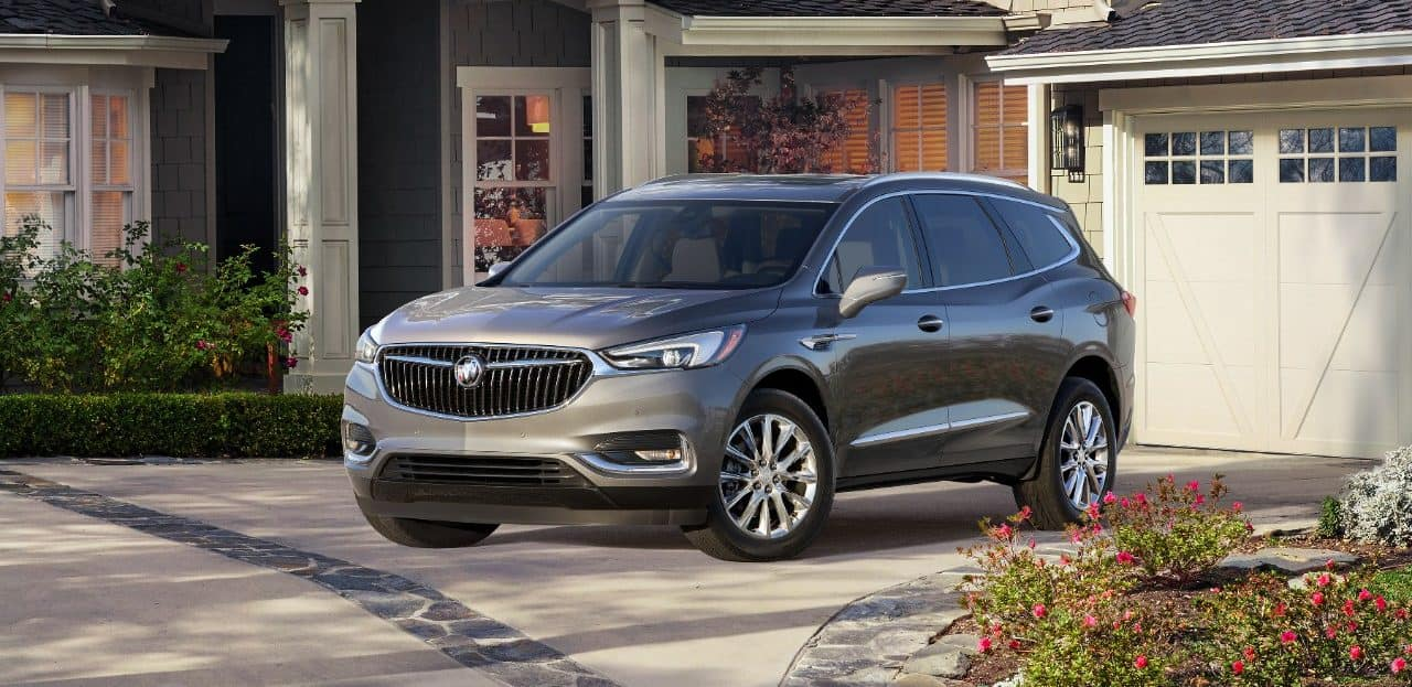 Bill DeLord 2016 Buick Enclave