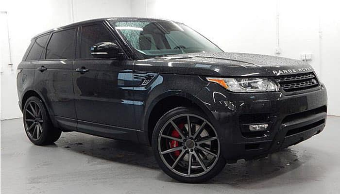 Pre-Owned 2014 Land Rover Range Rover Sport