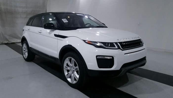 Pre-Owned 2016 Land Rover Range Rover Evoque